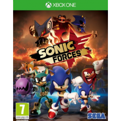 SONIC FORCES DAY ONE-XBOX ONE
