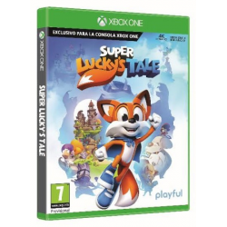 SUPER LUCKY TALE-XBOX ONE