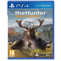 THEHUNTER CALL OF THE WILD-PS4