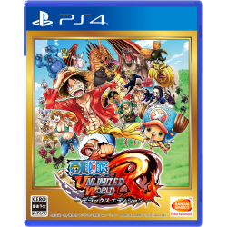 ONE PIECE UNLIMITED WORLD RED DELUXE EDITION-PS4