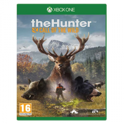 THEHUNTER CALL OF THE WILD-XBOX ONE