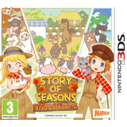 STORY OF SEASONS TRIO OF TOWNS-3DS