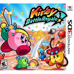 KIRBY BATTLE ROYALE-3DS