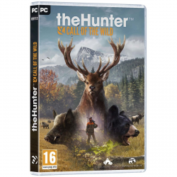 THE HUNTER CALL OF THE WILD-PC
