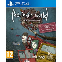 THE INNER WORLD THE LAST WIND MONK-PC