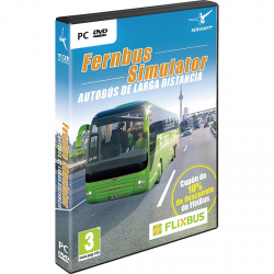 FEMBUS SIMULATOR AUTOBUS LARGA DISTANCIA-PC