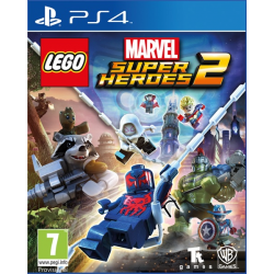 LEGO MARVEL SUPER HEROES 2-PS4