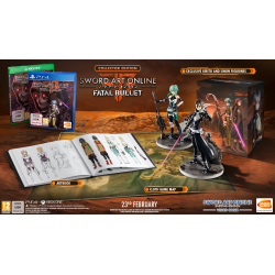 SWORD ART ONLINE FATAL BULLET COLLECTOR EDITION-PS4