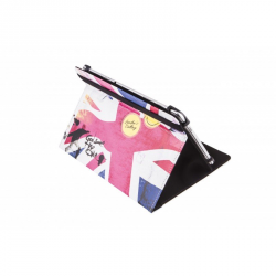 FUNDA UNIVERSAL ESTAMPADA 9'' - 10.1'' LONDON UNDERGROUND