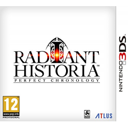 RADIANT HISTORIA PERFECT CHRONLOGY-3DS