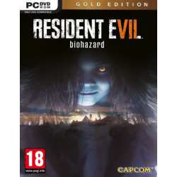 RESIDENT EVIL VII BIOHAZARD GOLD EDITION-PC