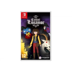 THE COUNT LUCANOR (INCLUYE MANUAL EXCLUSIVO)-SWITCH