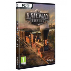 RAILWAY EMPIRE LIMITED DAY ONE EDITION-PC